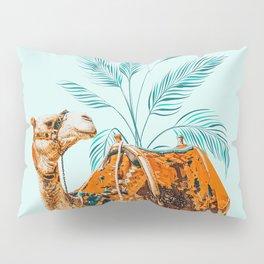 Camel Ride Pillow Sham