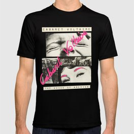 Cabaret Voltaire - The Voice of America T-shirt