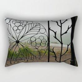 Mount of Beatitudes Rectangular Pillow