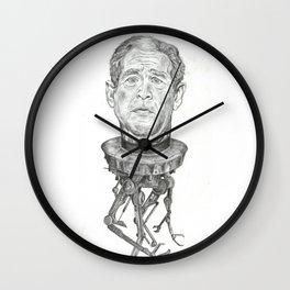 Bionic Bush Wall Clock