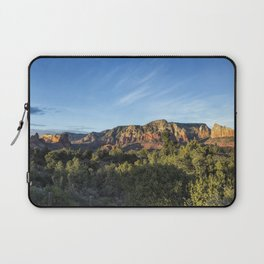 Early Evening Light on the Red Rocks of Sedona Laptop Sleeve