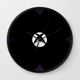x box Wall Clock