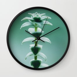All this little kiss Wall Clock