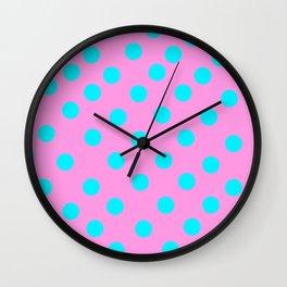 Polka Wall Clock