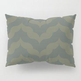 Juliet in Olive Green Pillow Sham