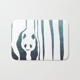Panda's Way Bath Mat