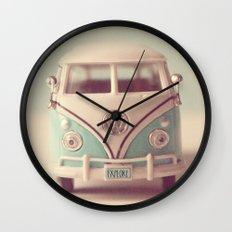VW Explore Wall Clock