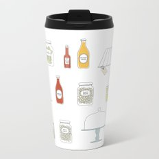 in the pantry Metal Travel Mug