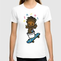 groot T-shirts featuring groot groot groot.... by Ziqi