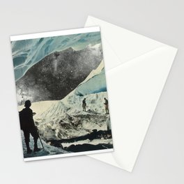 Chilling Starlight Stationery Cards
