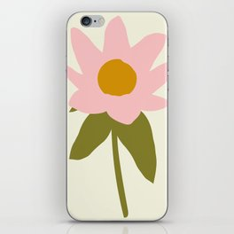 Flower For You iPhone Skin