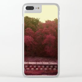 Maybe One Day, But Not This Day Clear iPhone Case