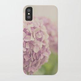 Hortensias iPhone Case
