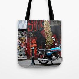 Hosier Lane Tote Bag