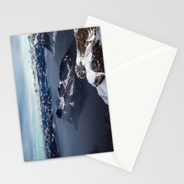 Lake Lucerne & the Alps Stationery Cards