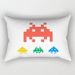 atari game characters Rectangular Pillow