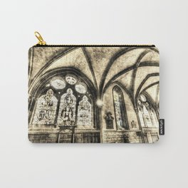 Southwark Cathedral London Vintage Carry-All Pouch