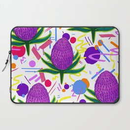 White Banksia Laptop Sleeve