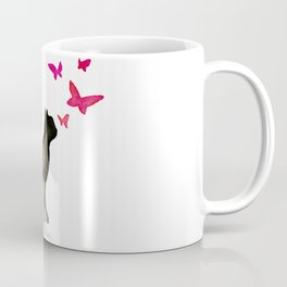 I Love Cats No. 3a by Kathy Morton Stanion Coffee Mug