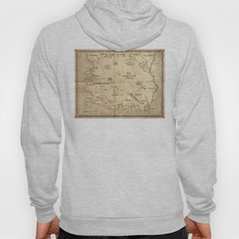 Map of Imirillia Hoody