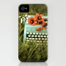 Loveletters iPhone (4, 4s) Slim Case