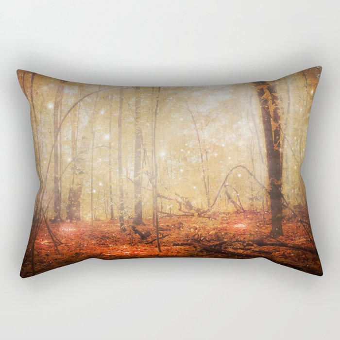 Fire Within Rectangular Pillow