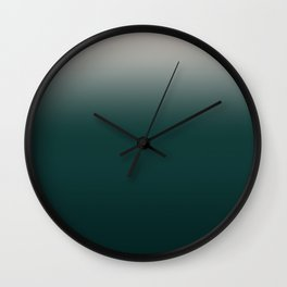 Dark Emerald N4 Wall Clock