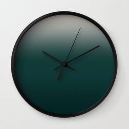 Dark Emerald N4 Wall Clock