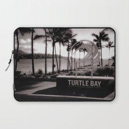 Turtle Bay Resort Hawaii Laptop Sleeve