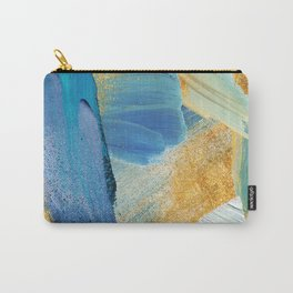 Easterly Abstract Carry-All Pouch