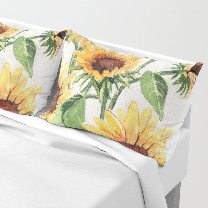 Sunflowers Kissenbezug