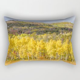 An Autumn Day Rectangular Pillow