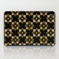floral pattern iPad Cases featuring Floral Pattern by Christina Rollo