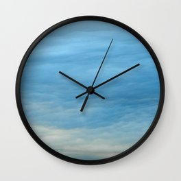 Ocean Of Couds Wall Clock