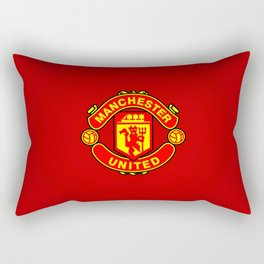 Manchester United Rectangular Pillow