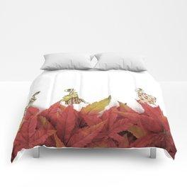 VAMOS A LA CAMA Comforters