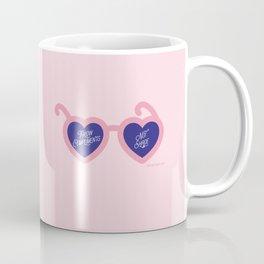 Throw Compliments Not Shade Coffee Mug