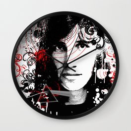 Roger Waters Wall Clock