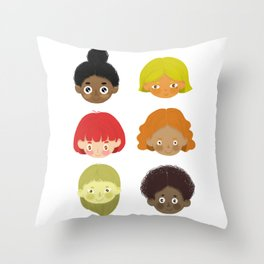 love your self Throw Pillow