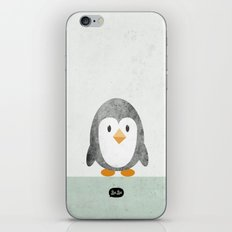 Freeze A Jolly Good Fellow iPhone & iPod Skin