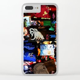bijuu and jinchuuriki Clear iPhone Case