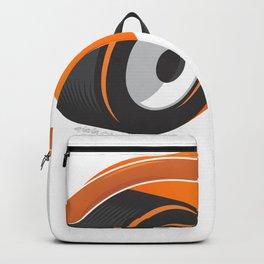 hot whe[y]el Backpack