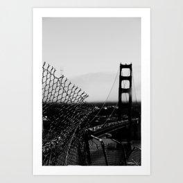 Golden Gate Bridge No. 2 Art Print