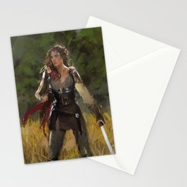 Dread Stationery Cards