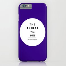 Possession iPhone 6s Slim Case