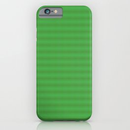 Green Pattern 9 by Kristalin Davis iPhone Case
