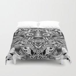 Barong Bali Duvet Cover