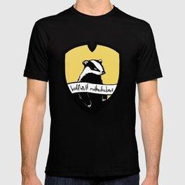 Hufflepuff Motherfuckers! T-shirt