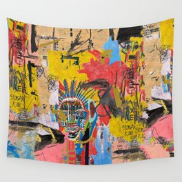 Champion Wall Tapestry