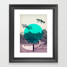 sireno Framed Art Print